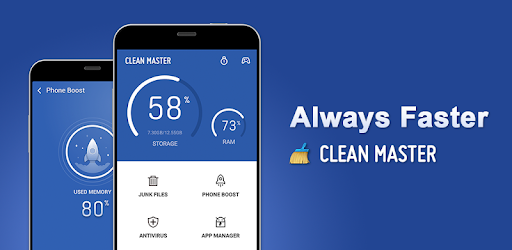 Clean Master - Antivirus, Applock & Cleaner