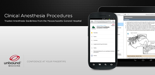 Clinical Anesthesia Procedures