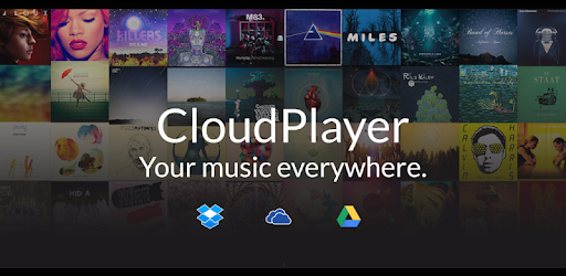 CloudPlayer™ by doubleTwist cloud & offline player