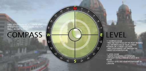 Compass Level & GPS