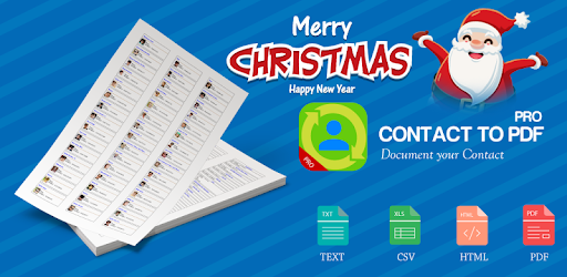 Contacts to Text Pro
