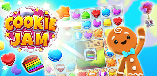 Cookie Jam™ Match 3 Games | Connect 3 or More