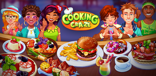 Cooking Craze: The Worldwide Kitchen Cooking Game