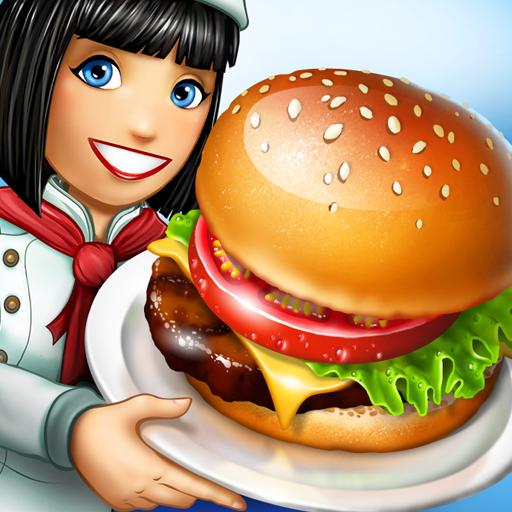 Cooking Fever v6.0.3 دانلود بازی سرگرم کننده آشپزی + مود اندروید