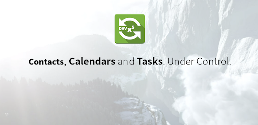 DAVx⁵ – Contacts, Calendar and Tasks Sync client