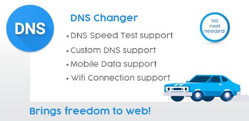 DNS Changer   Mobile Data & WiFi   IPv4 & IPv6