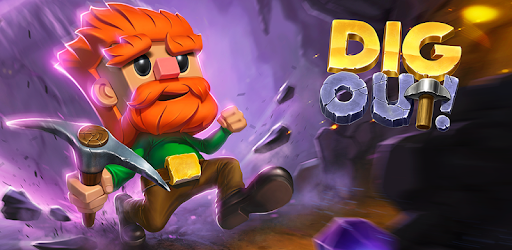 Dig Out! - Gold Digger Adventure