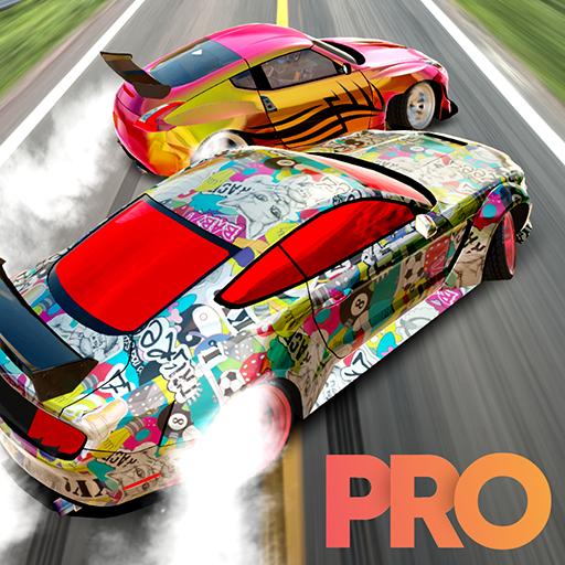 Drift Max Pro Car Drifting Game v2.4.2 دانلود بازی دریفت مکس + مود اندروید