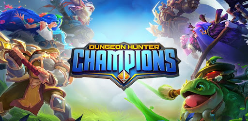 Dungeon Hunter Champions: 5v5 MOBA and RPG