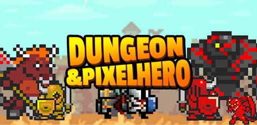 Dungeon x Pixel Hero