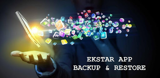 Ekstar App Backup