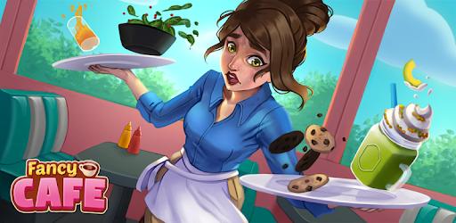 Fancy Cafe Mansion - Restaurant renovation games