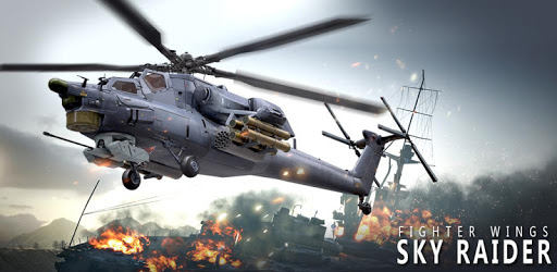 Fighter Wings : Sky Raider