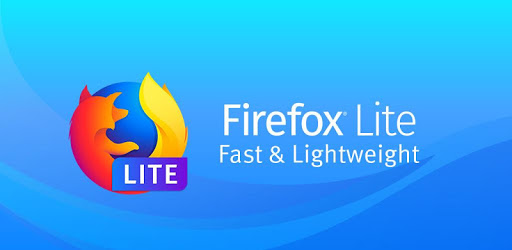 Firefox Lite — Fast and Lightweight Web Browser