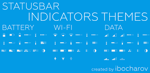 Flat Style Bar Indicators