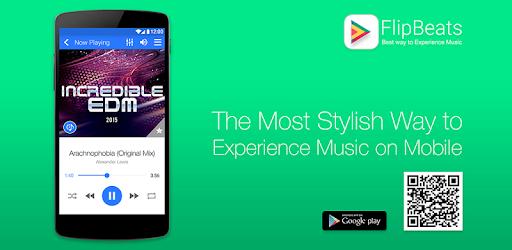 FlipBeats - Best Music Player