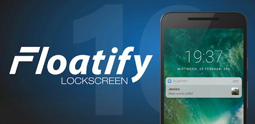 Floatify Lockscreen
