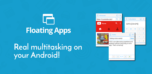 Floating Apps (multitasking)