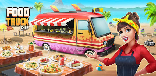 👩‍🍳Food Truck Chef™👨‍🍳: Cooking Game🌮🍕🥞🍰🍩