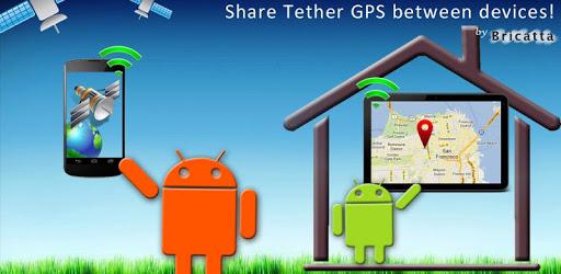 GPS Tether Server+