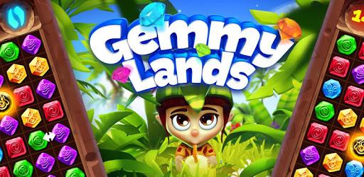 Gemmy Lands - Match 3 Games