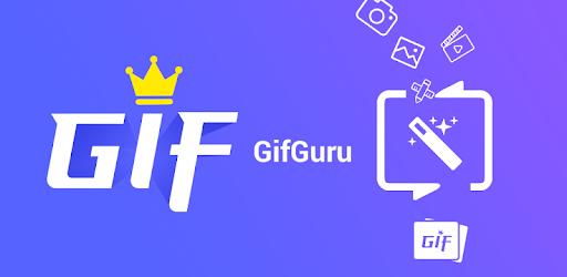 GifGuru - GIF maker, GIF editor , GIF camera