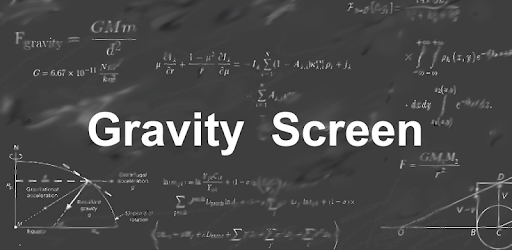 Gravity Screen - On/Off