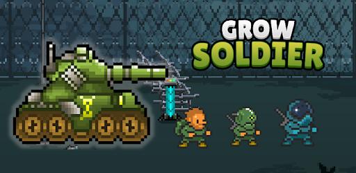 Grow Soldier - Merge Soldier
