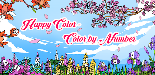 Happy Color™ – Color by Number
