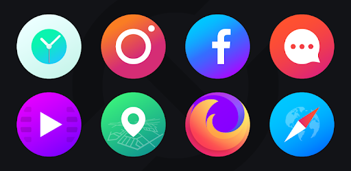 Hera Icon Pack - Circle Icons 🔥