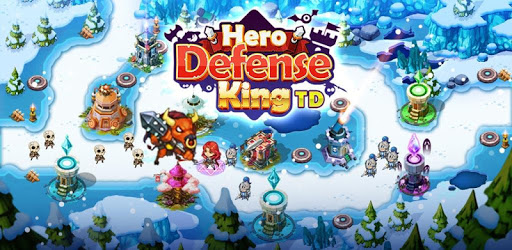 Hero Defense King : TD