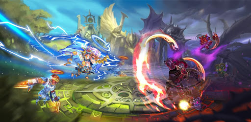 Heroes Infinity: Legend Squad RPG - Online Offline