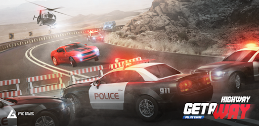 Highway Getaway: Police Chase