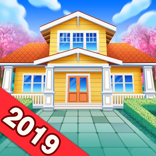 Home Fantasy - Dream Home Design Game v1.0.17 دانلود بازی فانتزی ساخت خانه رویایی + مود اندروید