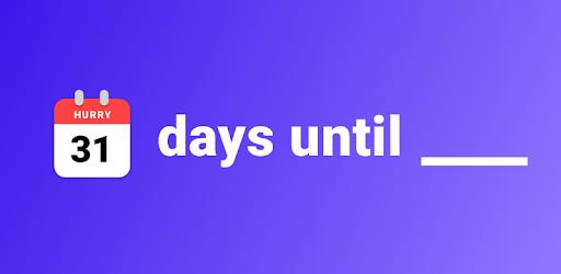 Hurry - Countdown to Birthday/Vacation (& Widgets)