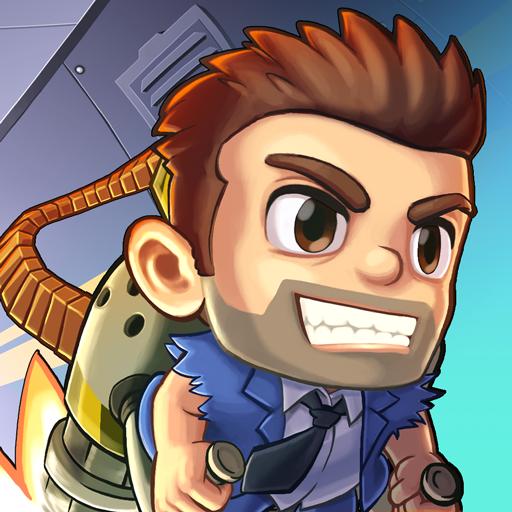 Jetpack Joyride v1.28.2 دانلود بازی زیبای جت پک + مود اندروید