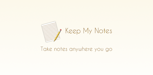 Keep My Notes - Notepad, Memo and Checklist