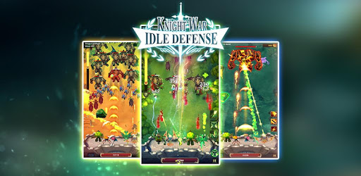 Knight War: Idle Defense