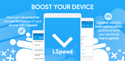 L Speed (Gaming~Battery saver~Performance) [ROOT]