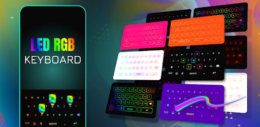 LED Keyboard Lighting - Mechanical Keyboard RGB