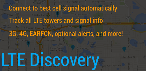 LTE Discovery