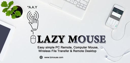 Lazy Mouse Pro ⭐ - PC Remote & Remote Mouse