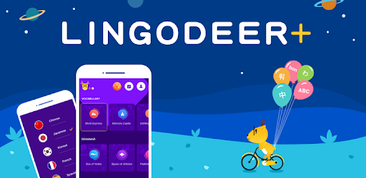 LingoDeer Plus: Fun Spanish or French Exercises