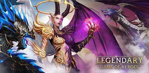 Legendary Game of Heroes: Match-3 RPG Puzzle Quest