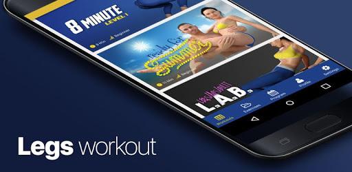Legs workout - 4 Week Program