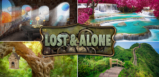 Lost & Alone - Adventure Games & Point & Click