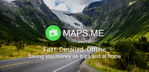 MAPS.ME – Offline maps, travel guides & navigation
