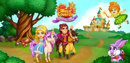 Magic City: fairy farm and fairytale country