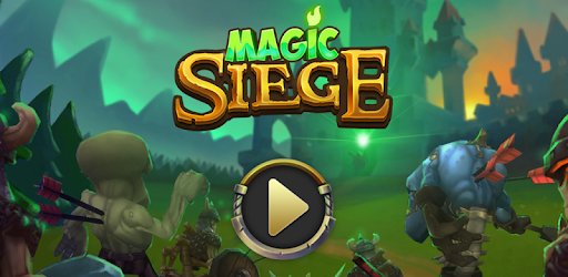 Magic Siege - Castle Defender