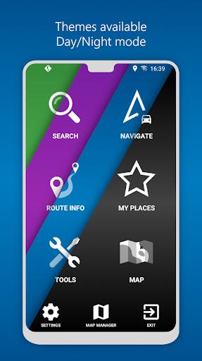 MapFactor GPS Navigation Maps Premium v6.0.88 دانلود مپ فکتور مسیریاب آفلاین اندروید اندروید